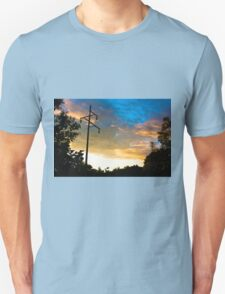 Electric Sunset T-Shirt