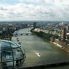 A London Eye's View by Sarah Couzens
