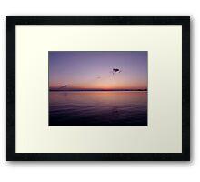 Hull Horizon Framed Print