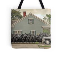 Louisiana Tires Tote Bag