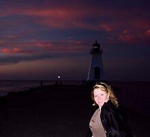Sexy Shanny, Beautiful Sunset by JimmyTNT
