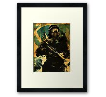 Halo Master Chief Framed Print