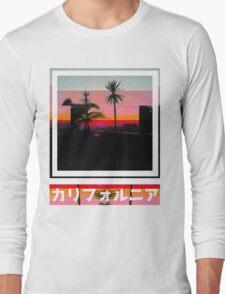 The Destroyed Beach Long Sleeve T-Shirt