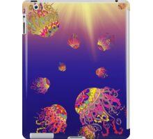 HipsterJellyfish iPad Case/Skin