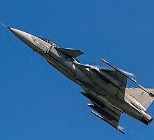 SAAB JAS 39C Gripen 9240 by Colin Smedley
