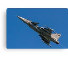 SAAB JAS 39C Gripen 9240 Canvas Print