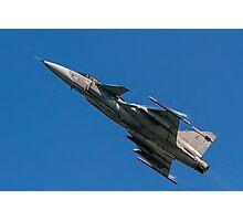 SAAB JAS 39C Gripen 9240 Photographic Print