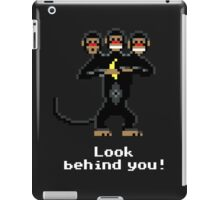 Three-Headed Monkey V2 iPad Case/Skin