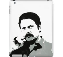 Listen to Ron iPad Case/Skin