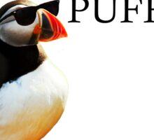 Stud Puffin Sticker