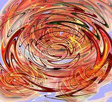 digitally created VII...!  by sendao