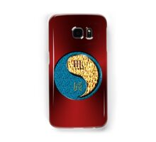 Scorpio & Dragon Yang Fire Samsung Galaxy Case/Skin
