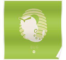 Pokemon Type - Bug Poster