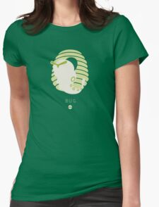 Pokemon Type - Bug Womens Fitted T-Shirt