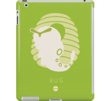 Pokemon Type - Bug iPad Case/Skin