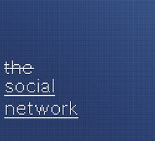 ◇ MOVIE SCRIPT / the social network by Daniel Coulmann