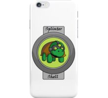Splinter Shell iPhone Case/Skin