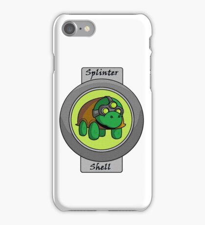 Splinter Shell iPhone Case/Skin