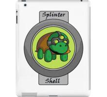 Splinter Shell iPad Case/Skin