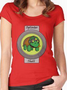 Splinter Shell Women's Fitted Scoop T-Shirt
