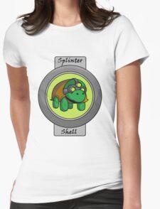 Splinter Shell Womens Fitted T-Shirt