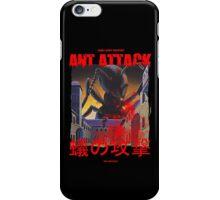 Ant Attack iPhone Case/Skin