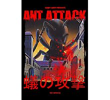 Ant Attack Photographic Print