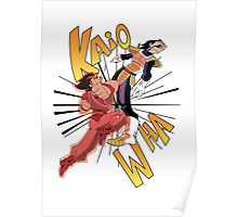 Kaio What?! Poster