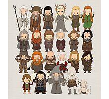 Tiny Hobbit Photographic Print