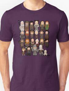 Tiny Hobbit Unisex T-Shirt