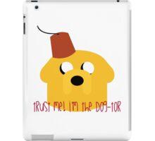 The Dogtor iPad Case/Skin