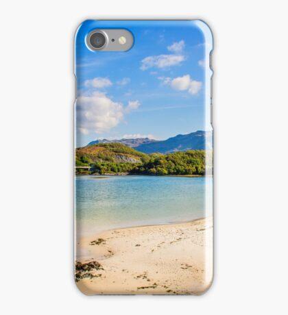 Silver Sands of Morar 6 iPhone Case/Skin