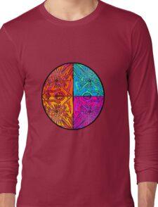 Solar Circle Tee Long Sleeve T-Shirt