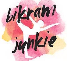 Bikram Junkie by laurauroraa