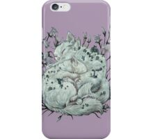 The Sleepers in that Quiet Earth iPhone Case/Skin