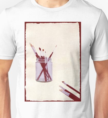 Blank Canvas | Red Unisex T-Shirt