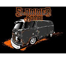 Slammed Kombi Photographic Print