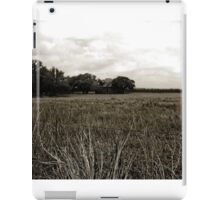 Farm House Brady Texas iPad Case/Skin