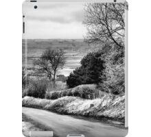 West Heslerton | B&W iPad Case/Skin
