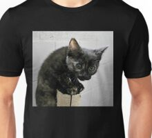 They Call Me Naughty Tortie Unisex T-Shirt
