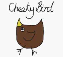 Cheeky Bird tee T-Shirt