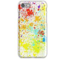 Colour Print iPhone Case/Skin