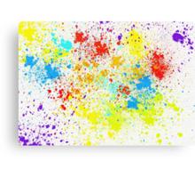 Colour Print Canvas Print