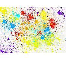 Colour Print Photographic Print
