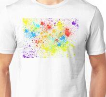 Colour Print Unisex T-Shirt