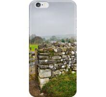 Malham Views iPhone Case/Skin