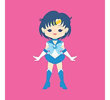Sailor Mercury Photographic Print