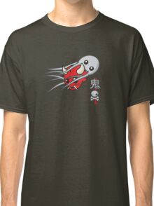 Oni and the octopus Classic T-Shirt