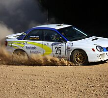 Rally of Lithgow (Car 25) by Mark  Hodges