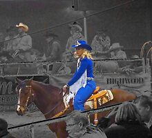Rodeo Royalty 2009 by Al Bourassa